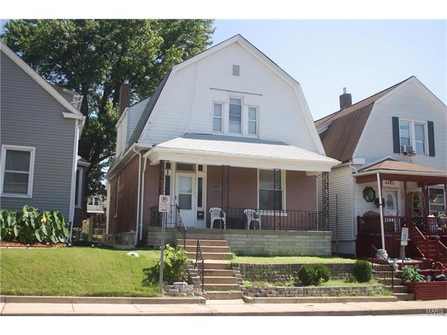 4469 Delor, St Louis, MO 63116