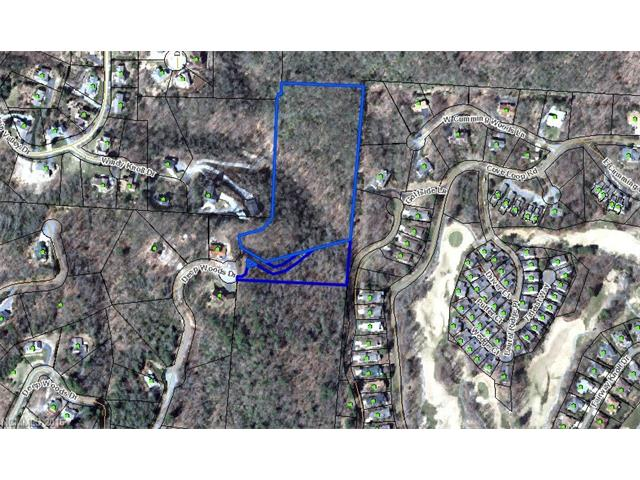 Build your vacation getaway or full-time retreat on these beautiful 8+ acres. Land is in 2 parcels on cul-de-sac in Deep Woods development. Convenient to Hendersonville, Brevard , Pisgah Forest, Dupont Forest and AVL. Established neighborhood with utilities including city water. Privacy and seclusion without being remote.