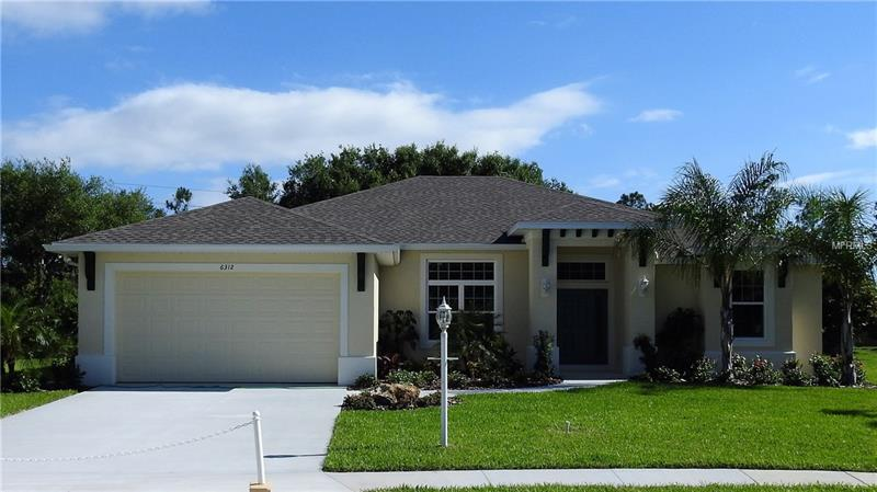 6312 TURNERS GAP ROAD, BRADENTON, FL 34203