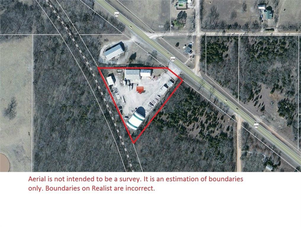 Hwy 270, Seminole, OK 74868