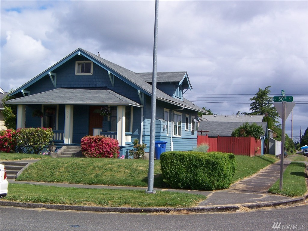 503 S 50th St, Tacoma, WA 98408