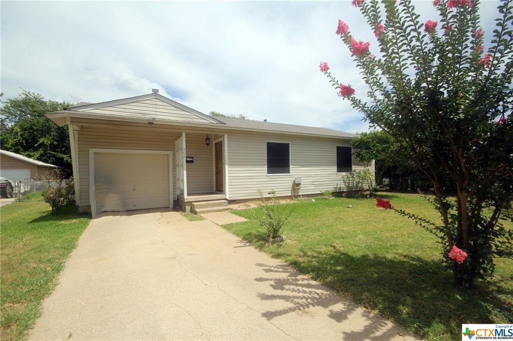 502 Crockett Drive, Killeen, TX 76541
