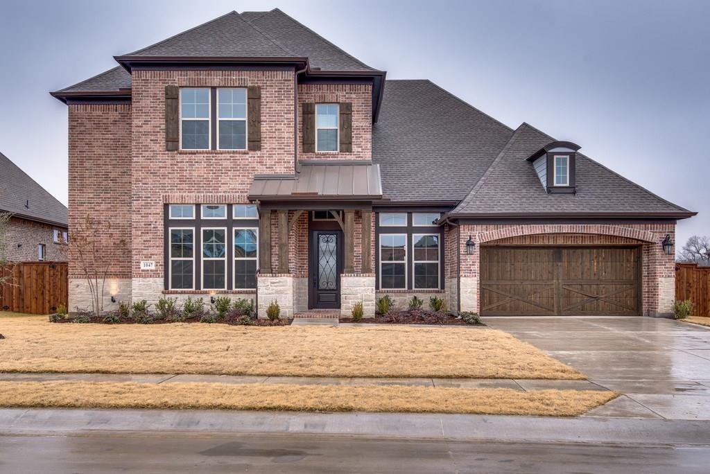 1047 Glen Garden Drive, Roanoke, TX 76262