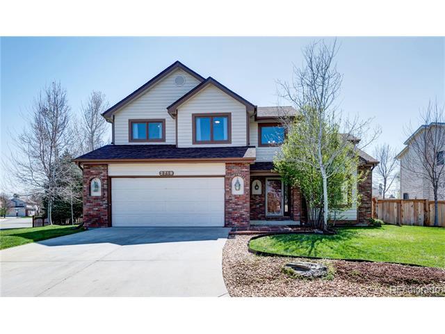 2719 Fieldstone Drive, Fort Collins, CO 80525