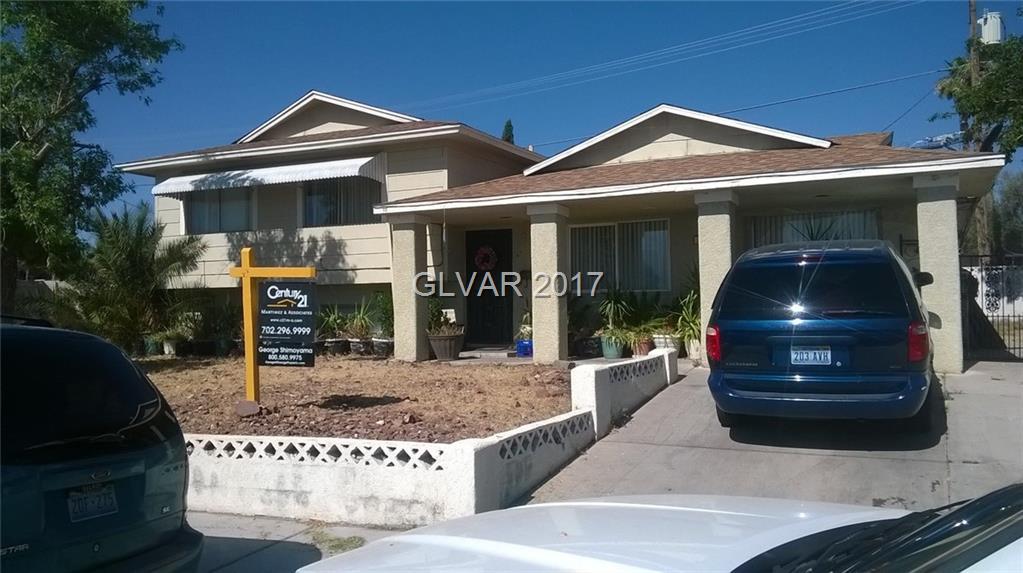 233 N CRESTLINE Drive, Las Vegas, NV 89107