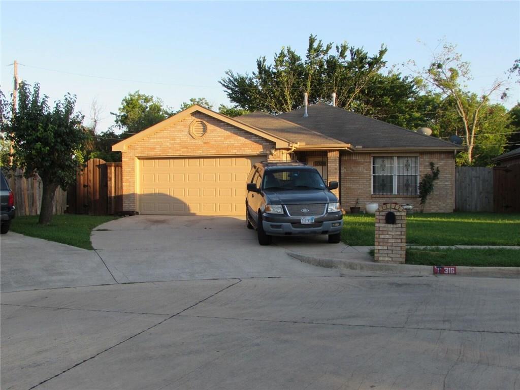 316 Familia Court, Irving, TX 75061