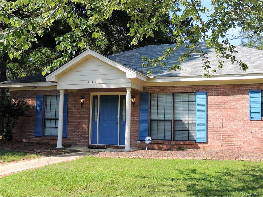 6500 W CYPRESS Court, Montgomery, AL 36109