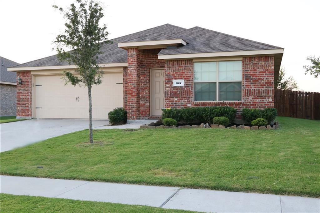 327 Carlyle Street, Anna, TX 75409