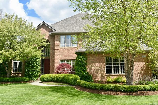 6354 ORCHARD WOODS Drive, West Bloomfield Twp, MI 48324