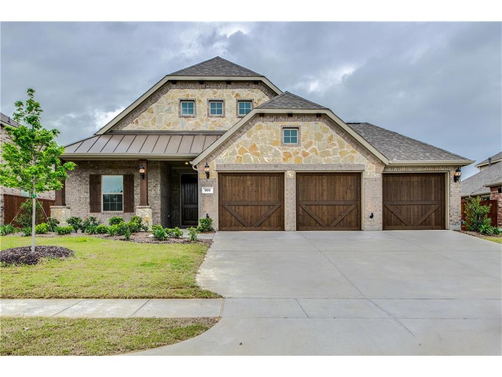 909 Redwood Court, Wylie, TX 75098