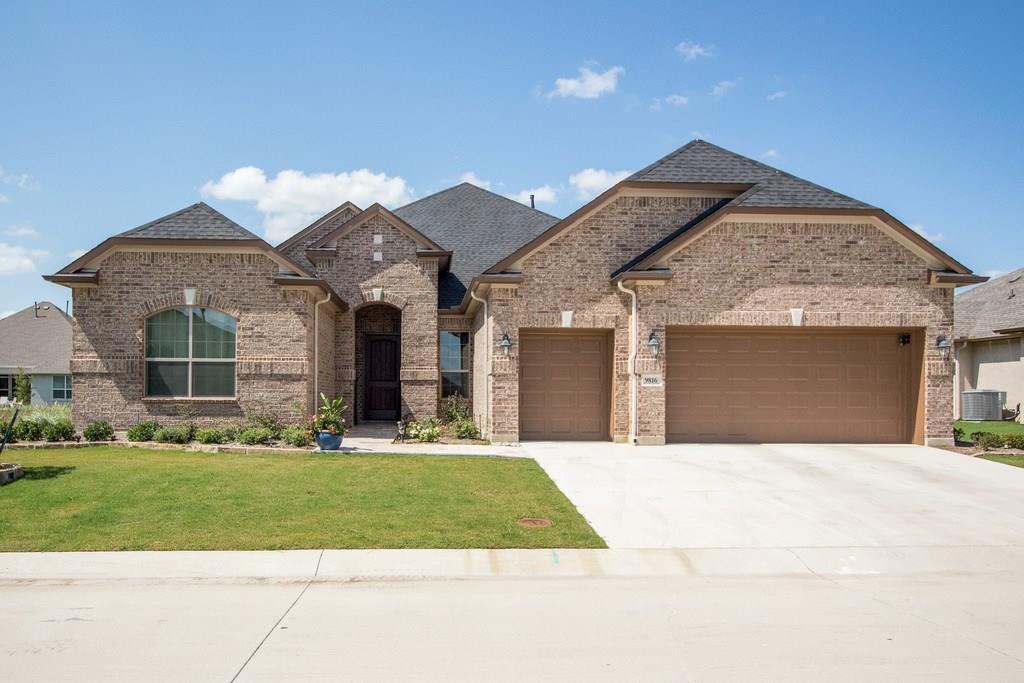9816 Ironwood Drive, Denton, TX 76207