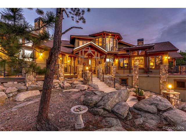 11981 Spruce Canyon Circle, Golden, CO 80403