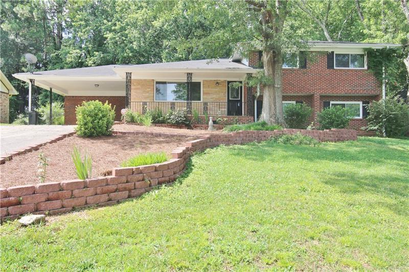 3467  Pheasant Court  Decatur 30034 Columbia Meadows Listing # 5719576