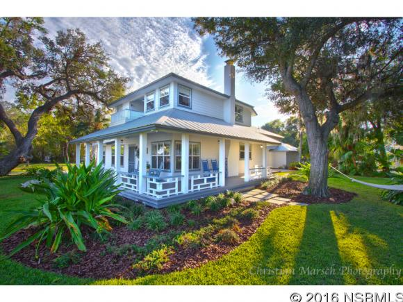 602 Riverside Dr, New Smyrna Beach, FL 32168