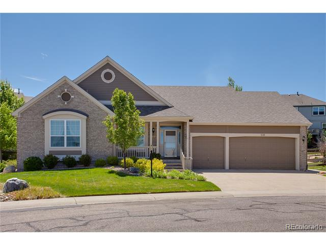 538 Rachael Place, Castle Pines, CO 80108