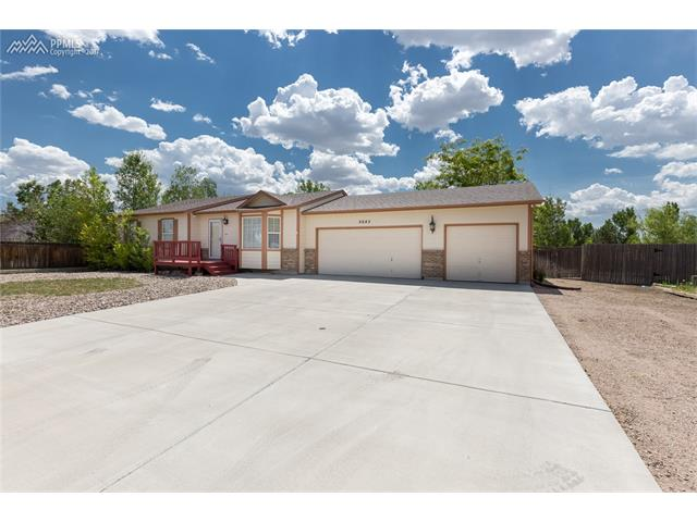 6645 Weeping Willow Drive, Colorado Springs, CO 80925