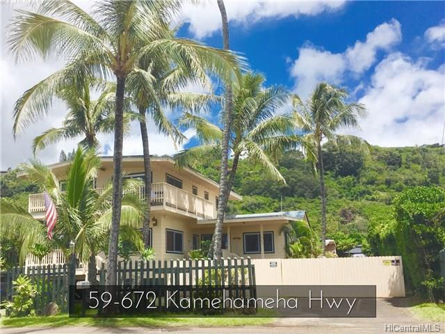 59-672 Kamehameha Highway, Haleiwa, HI 96712