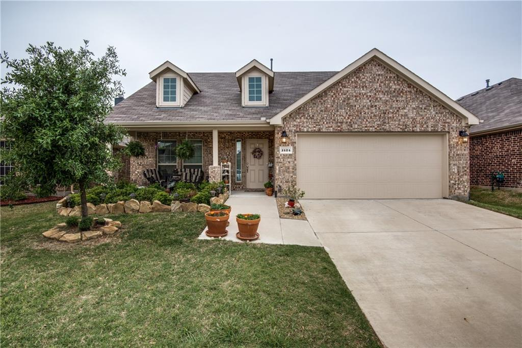 1424 Christina Creek Drive, Little Elm, TX 75068