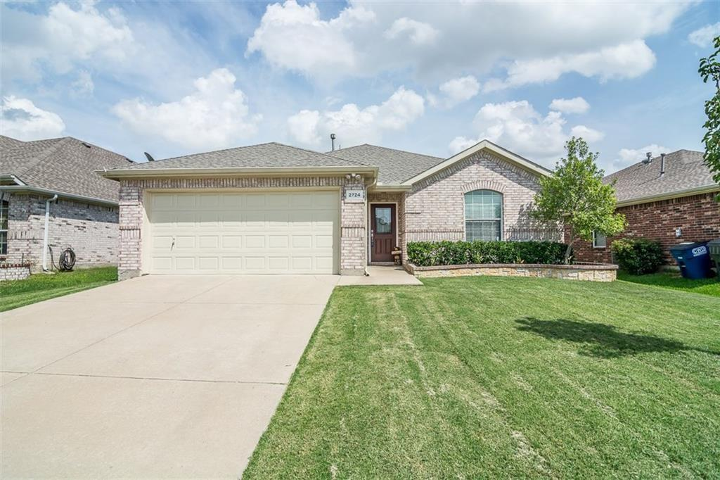 2724 Cascade Cove Drive, Little Elm, TX 75068