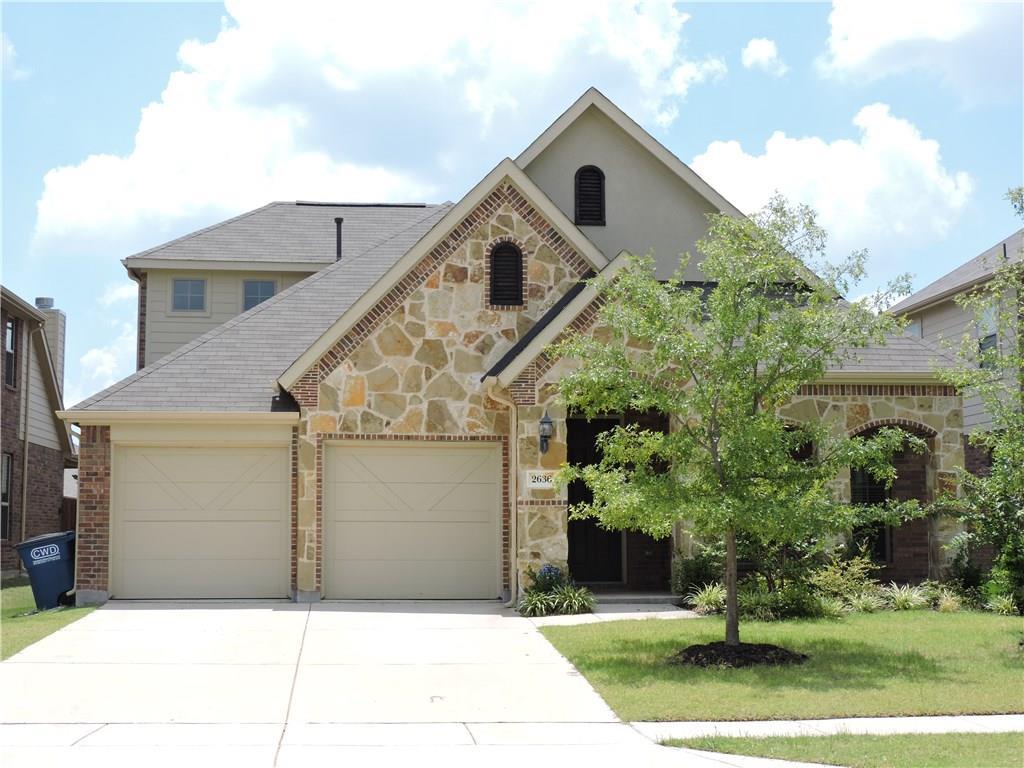 2636 Frances Lane, Little Elm, TX 75068