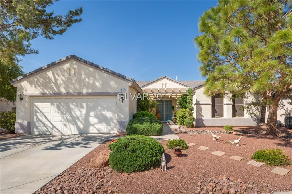 587 MOUNTAIN LINKS Drive, Henderson, NV 89012
