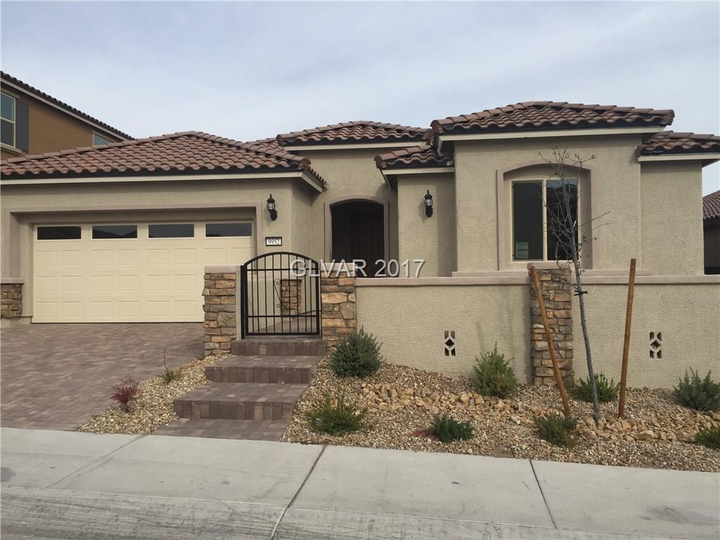 9952 PEACEFUL PEAKS Avenue, Las Vegas, NV 89166