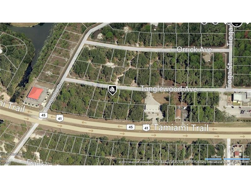 16215 TANGLEWOOD AVENUE, PORT CHARLOTTE, FL 33954