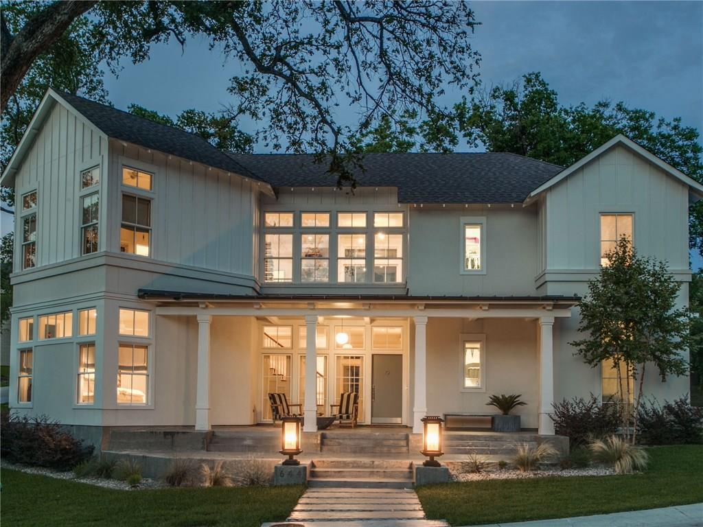 644 Kessler Reserve Court, Dallas, TX 75208