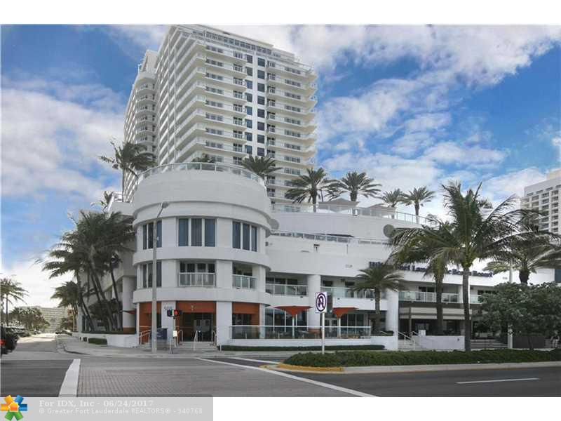 505 N Fort Laud bch blvd 705, Fort Lauderdale, FL 33304