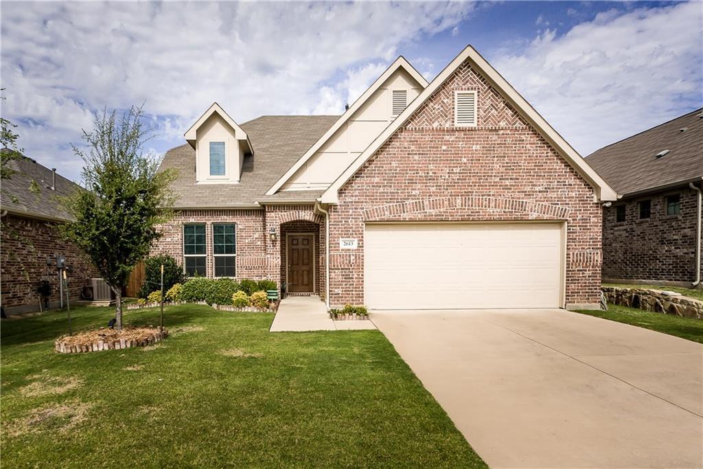 2613 Annamarie Drive, Little Elm, TX 75068