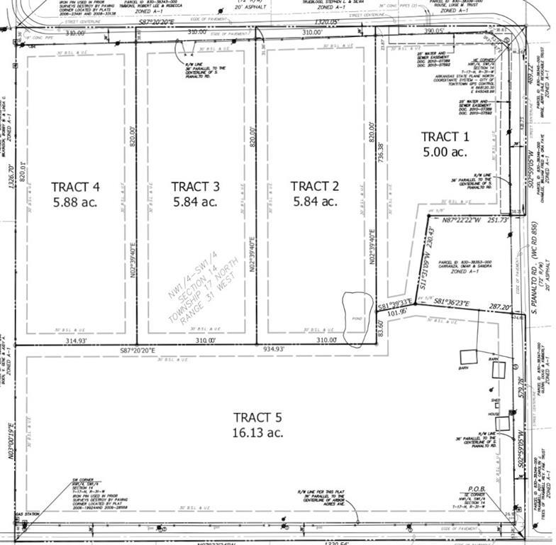 2291 S Pianalto RD Unit #Lot #3, Tontitown, AR 72762