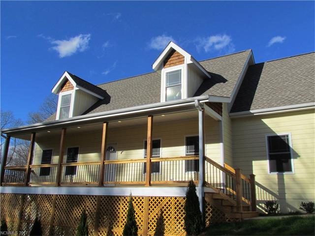 318 Dix Creek #1 Road, Leicester, NC 28716