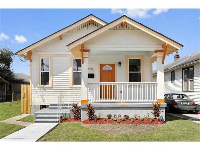 3716 MILAN Street, New Orleans, LA 70125
