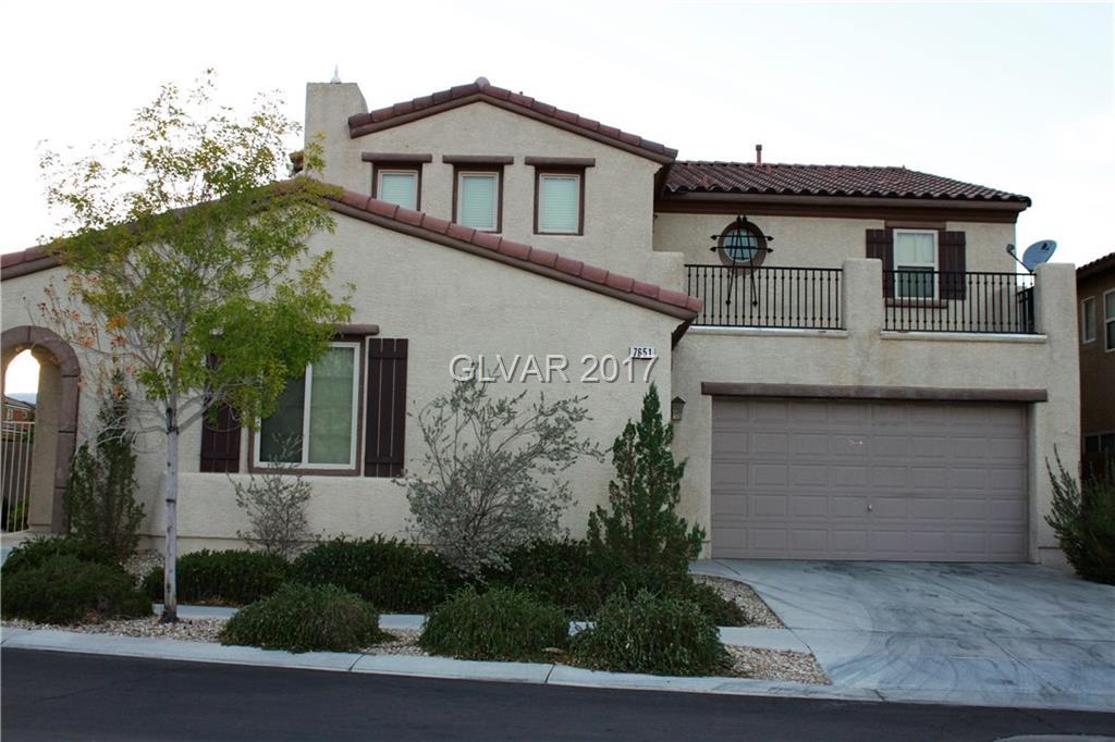 7651 APACHE CLIFF Street, Las Vegas, NV 89113