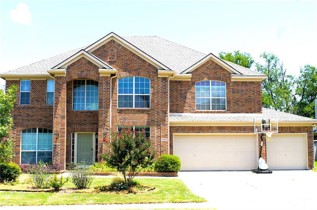 1420 Eastedge Drive, Wylie, TX 75098