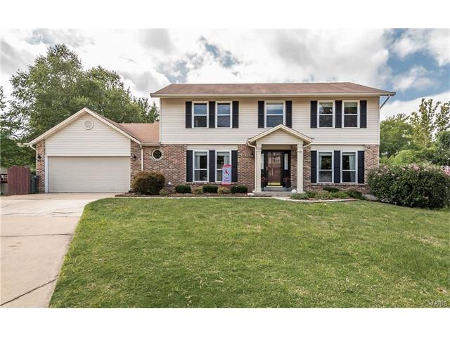 703 Rolling Rock Court, St Peters, MO 63376