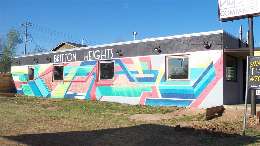 1156 W Britton Road, Oklahoma City, OK 73114