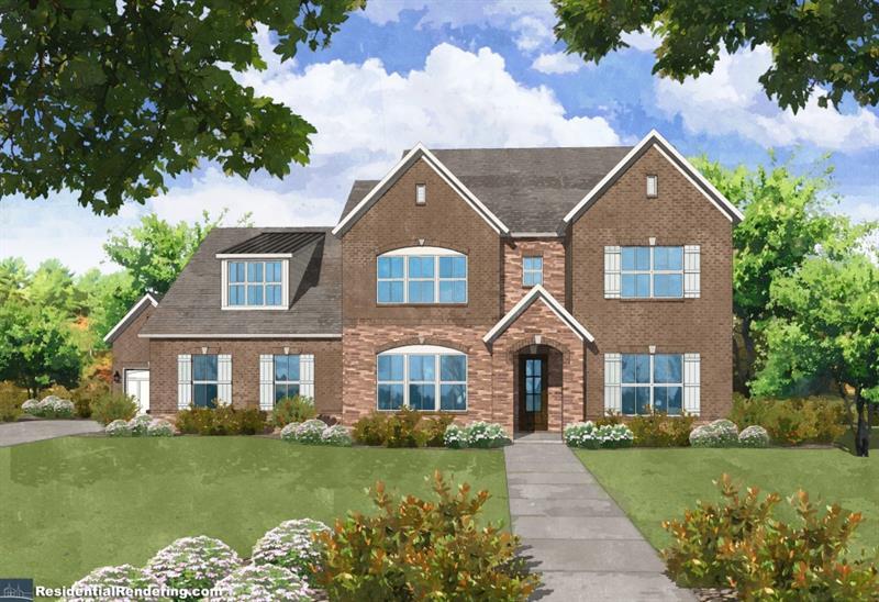 4803 Roundwood Court, Powder Springs, GA 30127