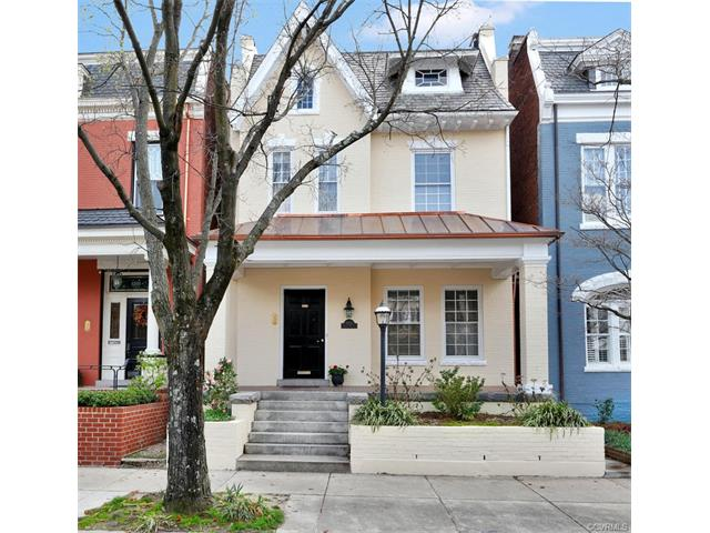 real estate listings in the fan city of richmond