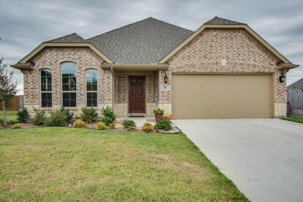 834 Magnolia Drive, Weatherford, TX 76086