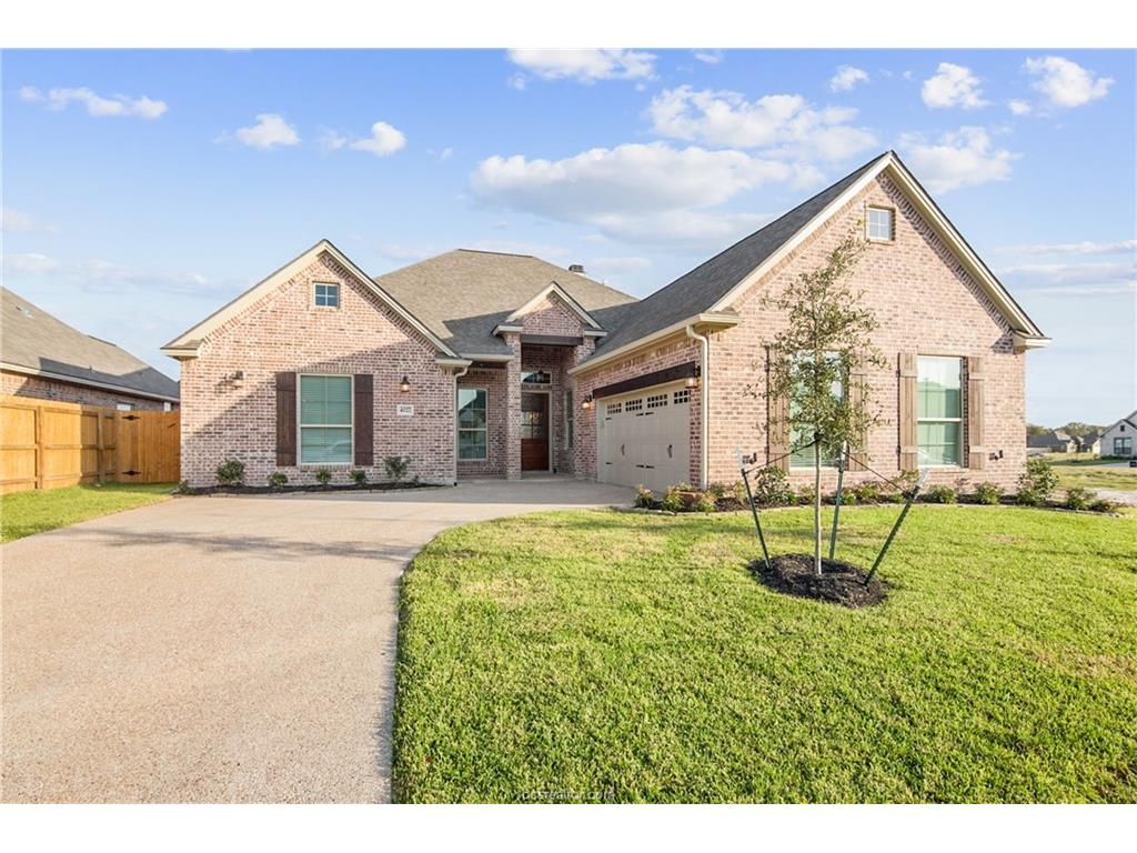 4027 Crooked Creek Path, College Station, TX 77845