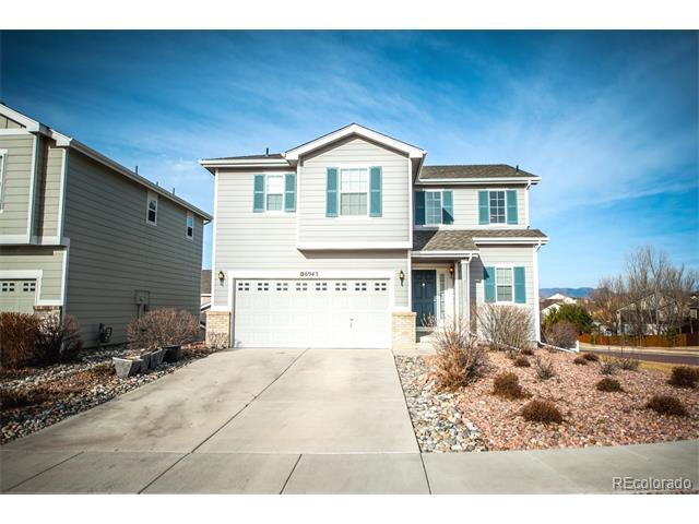 6943 Harrier Drive, Colorado Springs, CO 80922