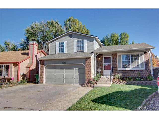 8466 Curlycup Place, Parker, CO 80134