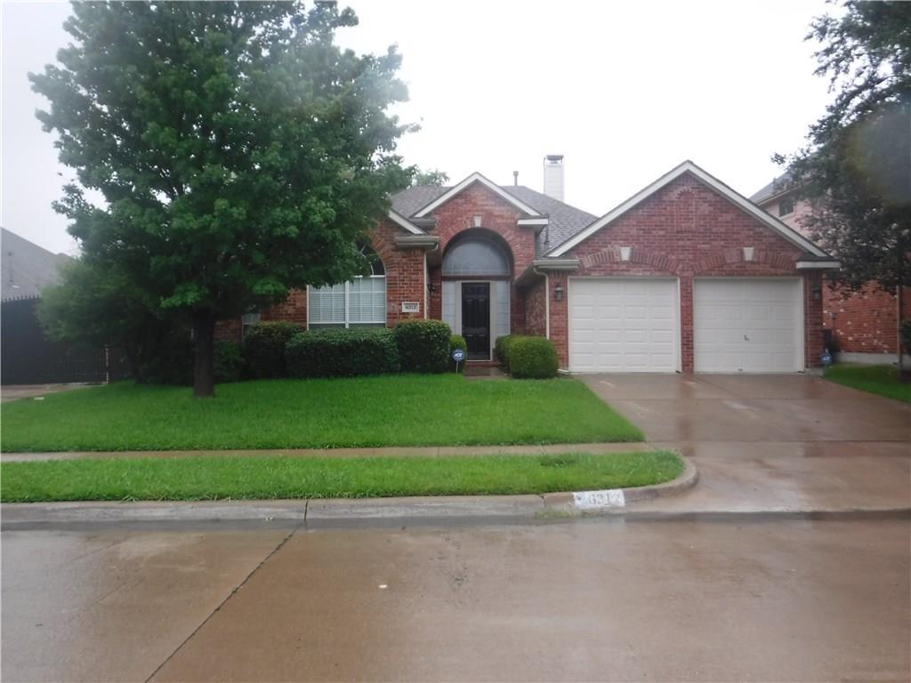 6312 Snow Ridge Court, Arlington, TX 76018