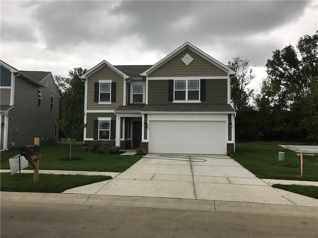 1069 BALTO Drive, Shelbyville, IN 46176
