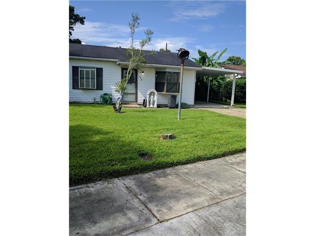 153 CARMEN Drive, Avondale, LA 70094