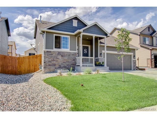6244 San Mateo Drive, Colorado Springs, CO 80911