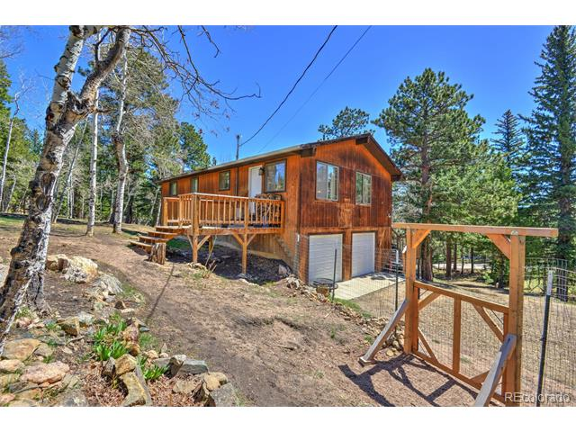 791 Old Squaw Pass Road, Evergreen, CO 80439