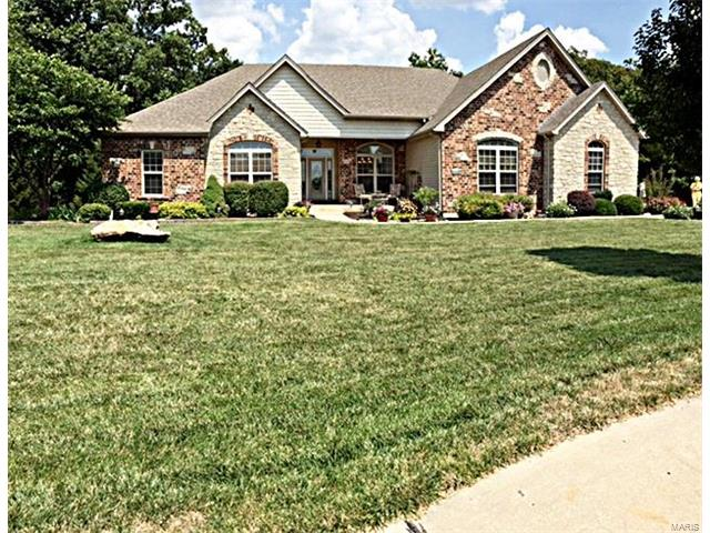 1028 SYCAMORE CREEK Drive, Wentzville, MO 63385
