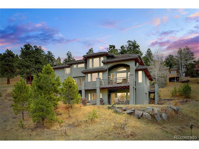 25047 Foothills Drive, Golden, CO 80401